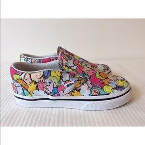 Vans Shoes - Vans x Dallas Clayton Classic Slip-On Sneakers